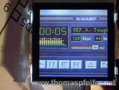 Test image: Winamp